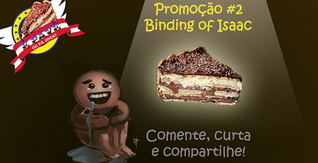 Pá Ganhá: Binding of Isaac